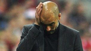 """Guardiola: """"L'única explicació és futbolística"""""""