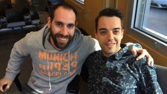 """Ander Mirambell: """"El meu trineu val 9.000 euros i no el tinc assegurat"""""""