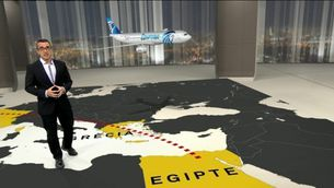 El que sabem per ara del sinistre de l'avió d'Egyptair