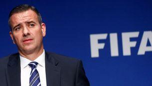 El secretari general adjunt de la FIFA, cessat