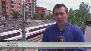 Els horaris dels trens i els maquinistes que se'n senten víctimes
