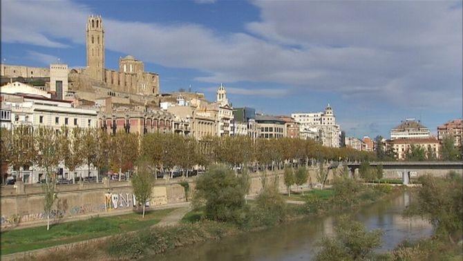 Mor una dona ofegada al Segre al seu pas per Lleida