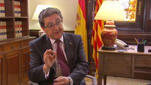 """Enric Millo, entrevistat per """"Acció política"""""""