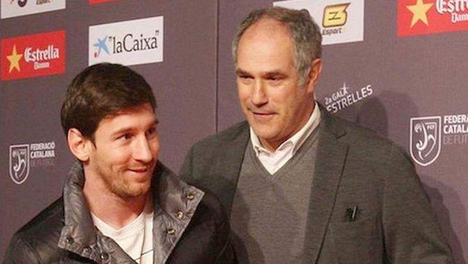 """Zubizarreta: """"Crec que Messi ja té la decisió al cap"""""""