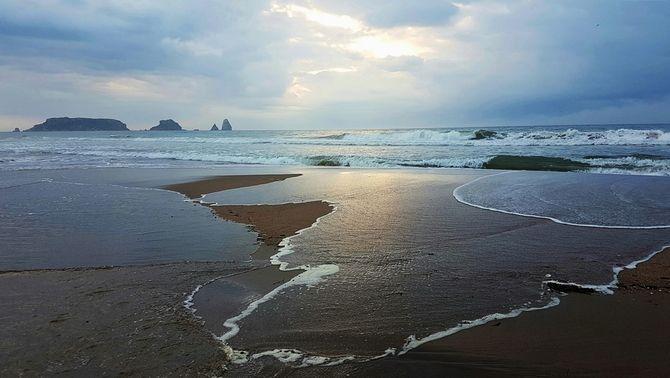 La temperatura de la superfície del mar a l'Estartit està 3º C per sobre de la mitjana