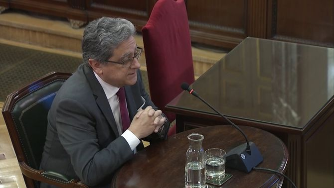 """Enric Millo: """"Vam viure episodis d'assetjament, de violència i d'intimidació"""""""