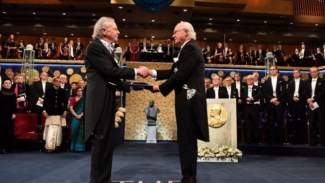 Cerimònia dels Nobel amb polèmica pel premi de literatura a Peter Handke