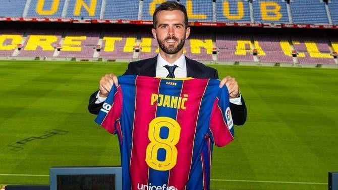 """Pjanic: """"Només sortia de la Juventus si era per anar al Barça"""""""