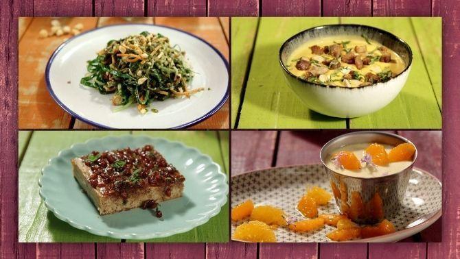 La tardor a taula: els millors plats dolços i salats