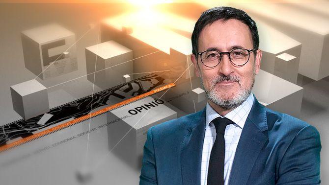 """Xavier Graset dirigeix i presenta el programa """"Més 324"""""""
