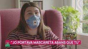 """Planta baixa - La sensibilitat química múltiple: """"Tinc una malaltia que no té cura"""""""