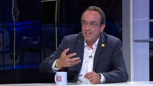 """Preguntes freqüents"": Quim Forn i Josep Rull, Martín Pallín i el doctor Clotet"