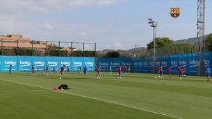 El Barça marxa de stage a Alemanya