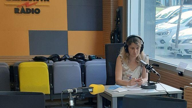 Gemma Bonet assumirà el repte de mantenir el liderat informatiu i d'audiència assolit per Òscar Fernández