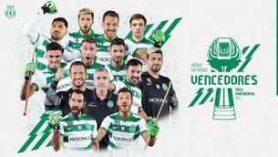 L'Sporting de Portugal supera el Lleida Llista Blava i revalida la Copa Continental (1-3)