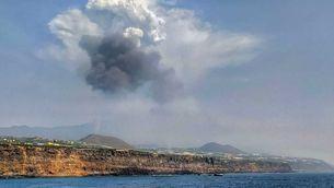 Què passa si la lava arriba al mar: efecte devastador primer i més vida marina després