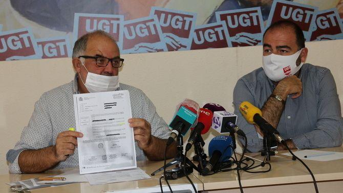 Treballadors de Tarragona reben l'alta mèdica sense una avaluació ni un avís previs