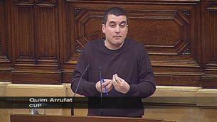 La votació al Parlament sobre la consulta