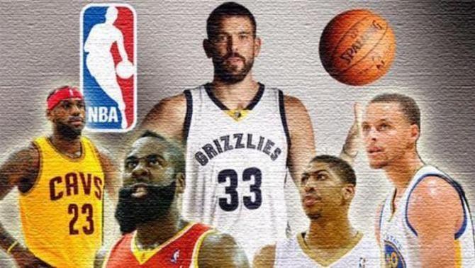 Marc Gasol fa història i és escollit en el millor cinc de la temporada a l'NBA