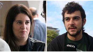 Adrià i Tamara Carrasco, el precedent de l'operació de la Guàrdia Civil al Vallès