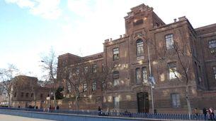 La residència per a gent gran La Paz de Madrid, on ho ha mort una dona de 99 anys pel coronavirus