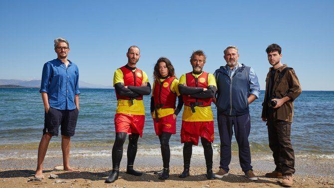 """Comença el rodatge de """"Mediterráneo"""", basada en un del viatges de rescat d'Open Arms"""