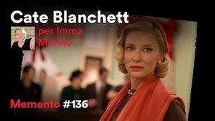 Cate Blanchett, per Imma Merino: transformacions magnètiques