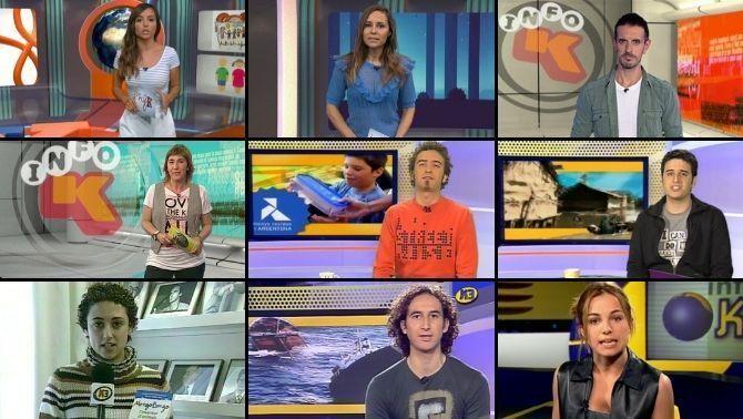 """Presentar l'""""InfoK"""": les 9 cares dels 20 anys del programa"""