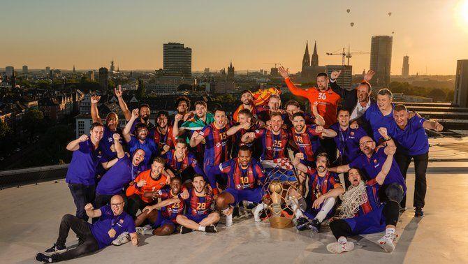 El Barça guanya la seva 10a Copa d'Europa