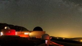 Imatge de:El Parc Astronòmic del Montsec alerta dels perjudicis de la contaminació lumínica
