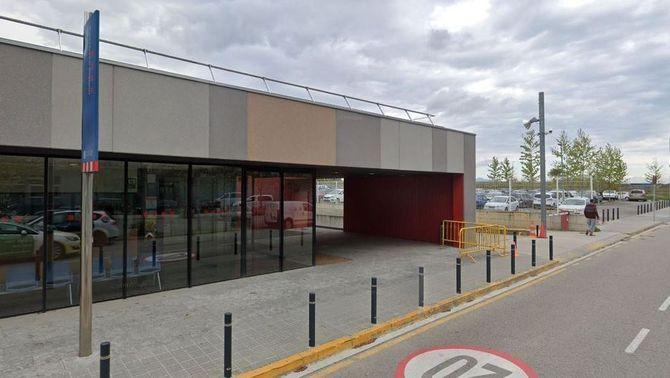 La comissaria dels Mossos d'Esquadra a Vilafranca del Penedès (Google Street View)
