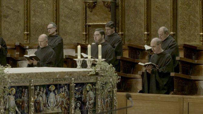 La vida al monestir a 'Montserrat. Retorn a l'essència'