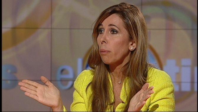 """Camacho admet haver cobrat del partit però concreta: """"No sé per què en diuen sobresous, són sous"""""""