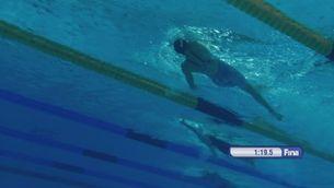 Sèrie de Mireia Belmonte als 400 m estils