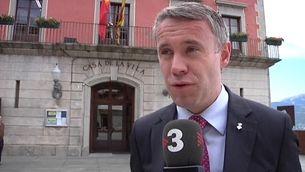 Suport del Pirineu a Barcelona 2022