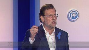 Declaracions de Rajoy a Sevilla