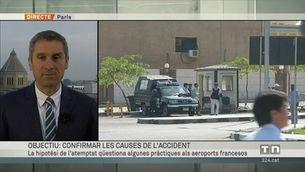 Recerca per recuperar les restes de l'avió d'Egyptair