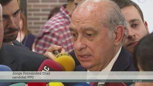 Declaracions Jorge Fernández Díaz