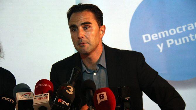 Hervé Falciani, el gener del 2016 a Barcelona (ACN)