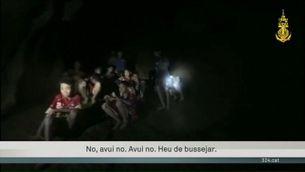 Com treuran els nens atrapats a la cova de Tailàndia?