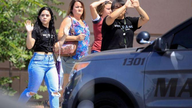 20 morts i 26 ferits en un tiroteig en un centre comercial a El Paso