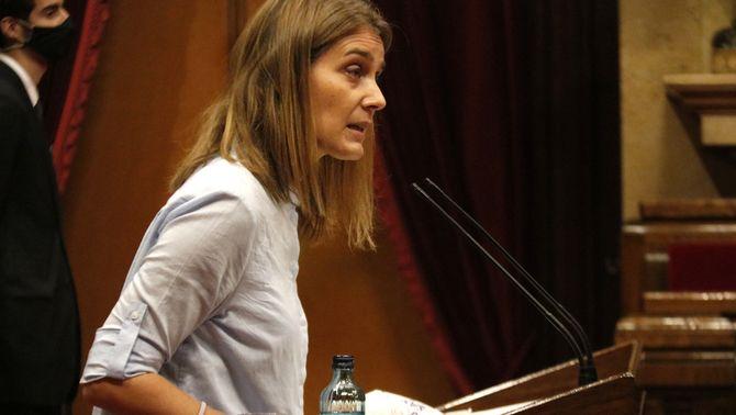 """Catalunya en Comú exigeix al govern més """"polítiques"""" i menys """"gesticulacions"""""""