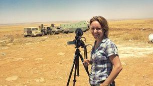 """Alba Sotorra: """"A primera línia del front contra Estat Islàmic vaig veure coses increïbles"""""""