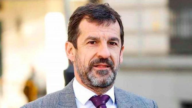 Ferran López, dels Mossos al Barça