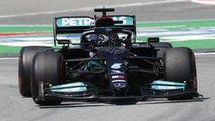 Pole rodona per a Hamilton al Circuit