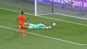 Resum de l'Holanda-Àustria (2-0)