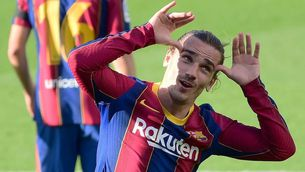 Griezmann es queda al Barça