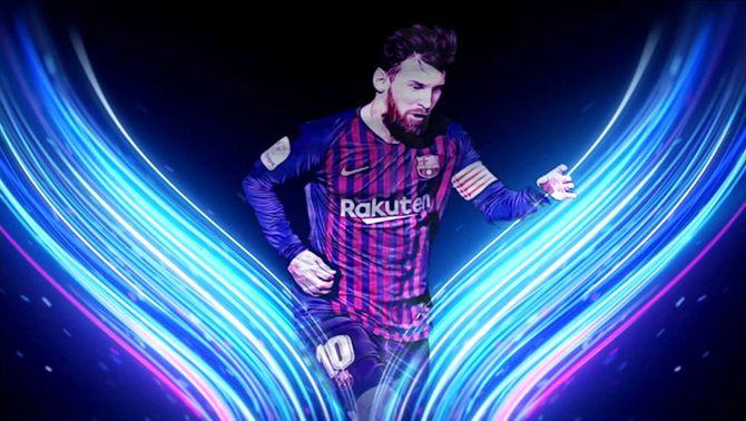 """""""Messi, el desè art"""", un projecte únic, una visió diferent del millor jugador del món"""
