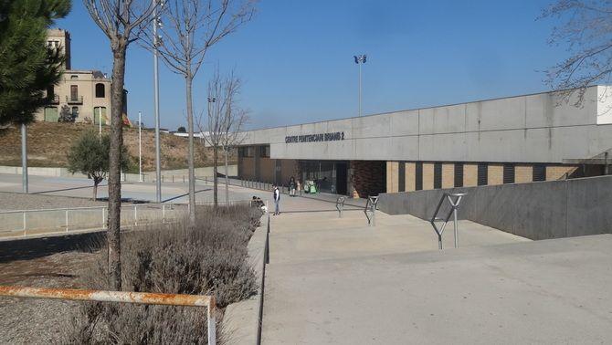 Das Gefängnis Brians 2 in Sant Esteve Sesrovires
