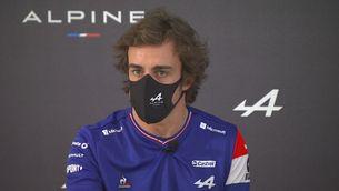 """Fernando Alonso: """"Àlex Palou és un fenomen i el veig campió de l'Indy"""""""